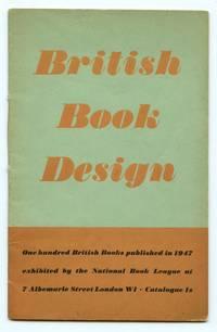 image of British Book Design 1947