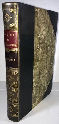 image of Home Life of Great Authors (Signed binding by Ringer)