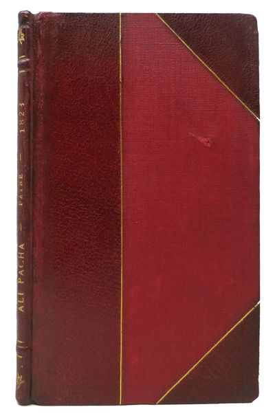 New - York: Published by E. M. Murden, at the Circulating Library and Dramatic Repository, 1823. 1st...