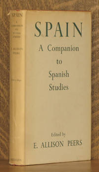 image of SPAIN, A COMPANION TO SPANISH STUDIES