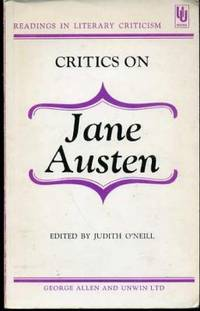 Critics on Jane Austen