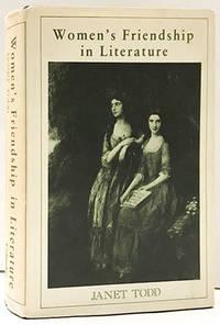 Women's Friendship in Literature