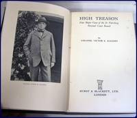 HIGH TREASON. Four Major Cases of the St. Petersburg Personal Court Branch