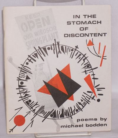 n.p.: Hefflanova Pess, 1982. Pamphlet. 38p., stapled wraps, 7x8.5 inches, very good. Activist-themed...