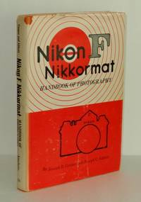 Nikon F Nikkormat Handbook of Photography