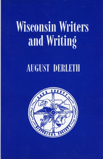 , 1998. Octavo, pp. iii-xvi 3-180, pictorial wrappers. First edition. Derleth prepared these essays ...