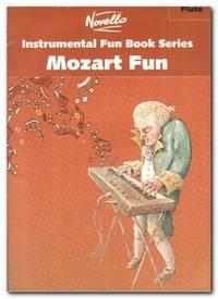 image of Mozart Fun - Flute Instrumental Fun Book Series