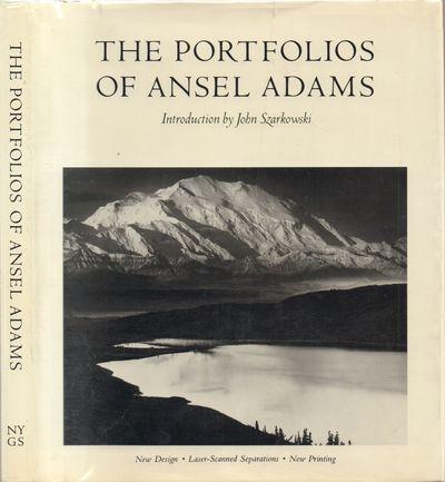 Portfolios of Ansel Adams