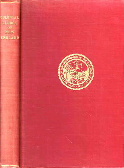 Lancaster: Society of the Descendants of the Colonial Clergy, 1936. Hardcover. Very good. 280pp. Pag...