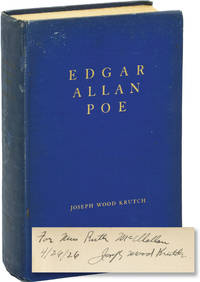 image of Edgar Allan Poe: A Study in Genius (First Edition, inscribed by the author)
