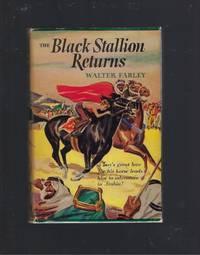 The Black Stallion Returns Walter Farley HB/DJ