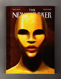 """The New Yorker - February 27, 2017. """"#OscarsNotSoWhite"""" Cover; Protest Candidate Keith Ellison; Michael Flynn Takes """"Credit"""" for Trump; Child Refugees; Are We Thinking Straight?; """"Sunset Boulevard""""; """"Ipsa Dixit""""; Yoga; Julie Andrews; Alexei Jawlensky; Vija Celmins"""