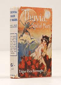 Thuvia Maid of Mars.