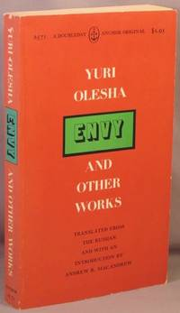 image of Envy, and Other Works.