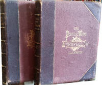 The Poetical Works Of Henry Wadsworth Longfellow. Illustrated. ~ 2 Volume Set