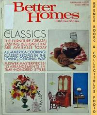 Better Homes And Gardens Magazine October 1970 Vol 48