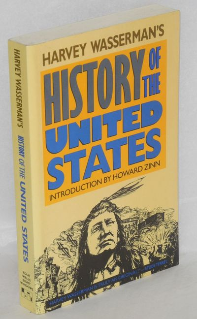 New York: Harper & Row, Publishers, 1988. 262p, wraps. Radical history of US, with a new introductio...