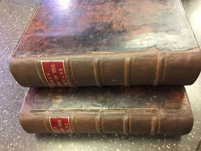 London: J. Buckland, 1754. Second Edition. Hardcover. Quartos, 2 volumes; VG; bound in contemporary ...