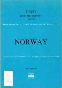 OECD ECONOMIC SURVEYS: NORWAY 1986/1987