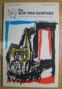 The New York Quarterly; 1979, Number 24