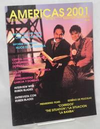 Americas 2001: vol. 1, #2, Sept/Oct 1987