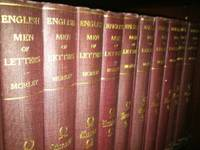 English Men of Letters [38 volumes]