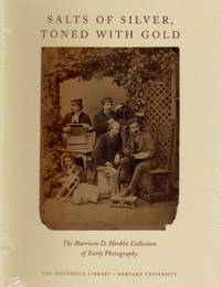 image of Salts of Silver, Toned with Gold Harrison D. Horblit Collection of Early Photography