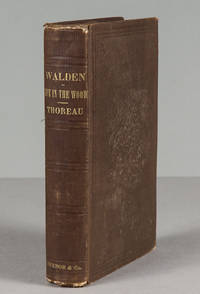 image of Walden; or Life in the Woods