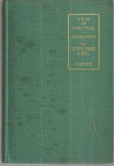VICAR OF WAKEFIELD, Goldsmith, Oliver