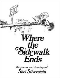 image of Where the Sidewalk Ends: Poems & Drawings