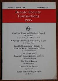 image of Brontë Society Transactions 1995 Volume 21, Parts 5