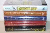 image of The Lightning Thief (Percy Jackson and the Olympians, Book 1 thru 5)