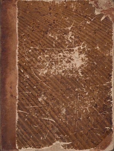 Boston and Lynn, Massachusetts, 1864. Ledger. Good. Quarto. Ledger. leaves used for newspaper scrapb...