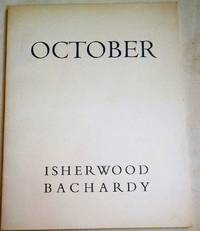 October by  Christopher Isherwood - Paperback - 1983-01-01 - from Birkitt's Books (SKU: 160220020)