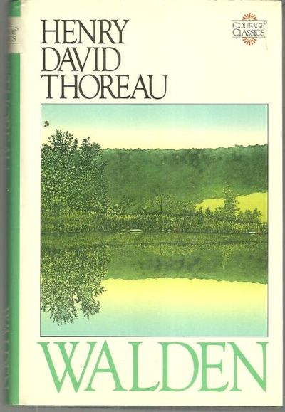 WALDEN, Thoreau, Henry David