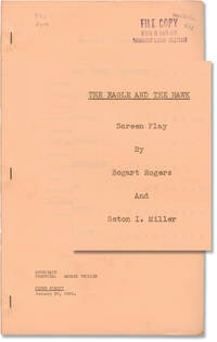 image of The Eagle and the Hawk (Original screenplay for the 1933 film)