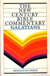 image of Galatians (New Century Bible)