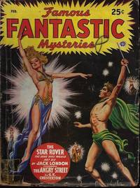 "image of FAMOUS FANTASTIC MYSTERIES: February, Feb. 1947 (""The Star Rover"")"