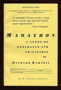 New York: W.W. Norton and Company, 1989. Softcover. Fine. First edition. Uncorrected Proof. Fine in ...