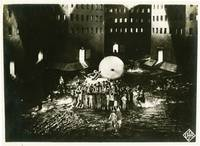 image of Metropolis (UFA still photograph from the 1927 film)