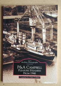 image of P&A Campbell Pleasure Steamers from 1946.