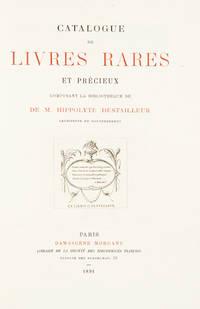 Catalogues de livres rares et précieux