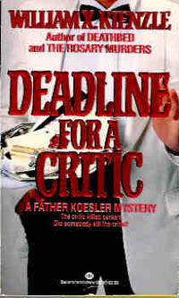 Deadline for a Critic (Father Koesler Mystery Ser., No. 9)