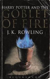 Harry Potter and the Goblet of Fire (Book 4): Adult Edition