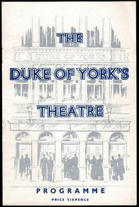 image of Waiting in the Wings by Noel Coward: Duke of York's Theatre Programme