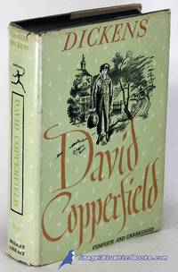David Copperfield (Modern Library #110.3) by  Charles DICKENS  - Hardcover  - [c.1962]  - from Bluebird Books (SKU: 85400)