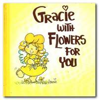 image of Gracie With Flowers For You