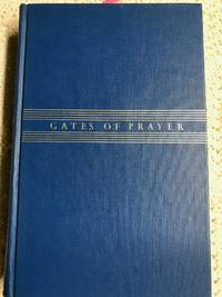 Gates Of Prayer by Chaim Stern - First - 1975 - from Revue & Revalued Books  and Biblio.com