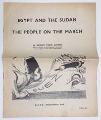 Egypt and the Sudan: the people on the march