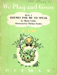 image of We Play and Grow Book 4- Rhymes for Me to Speak - I am 6